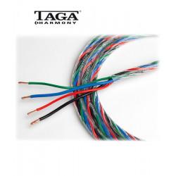 Kabel głośnikowy Taga Harmony AZURE-12-14 - 2 x 2.5mm + 2 x 2mm
