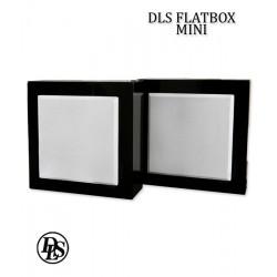 Kolumny/Głośniki ścienne DLS FLATBOX Mini (komplet 2 sztuk)