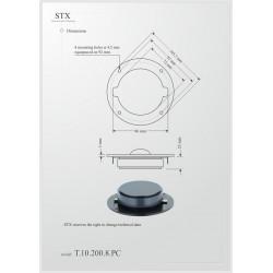 Głośnik wysokotonowy STX T.10.200.8.PC