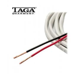 Kabel głośnikowy Taga Harmony TCL-214W - 2x 2mm / 1 m.b
