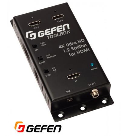 Rozdzielacz / splitter HDMI 4K UHD Gefen GTB-HD4K2K-142C