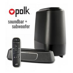 System kina domowego 2.1 Polk Audio MagniFi Mini