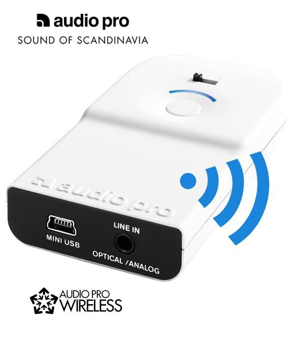 Nadajnik bezprzewodowej transmisji sygnału - Audio Pro TXD-200