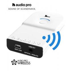 Odbiornik bezprzewodowej transmisji sygnału - Audio Pro RXD-200