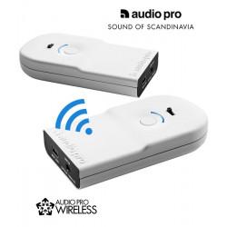 Zestaw bezprzewodowej transmisji sygnału - Audio Pro WFD-200