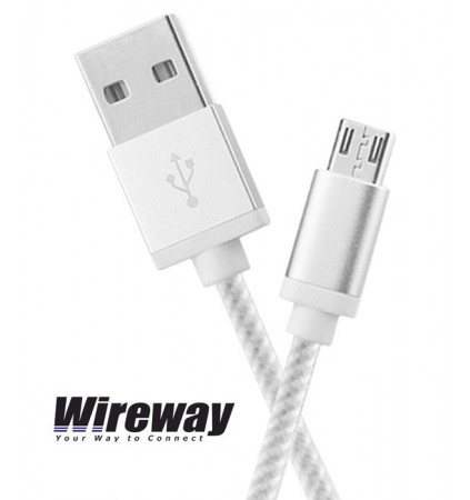 kabel-usb-micro-usb-wireway-WW331101 - 1m