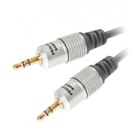 Kabel Jack 3.5 stereo Prolink Exclusive TCV2320 - 5m