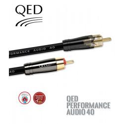 Kabel 2RCA-2RCA QED PERFORMANCE QE6112 - 1m