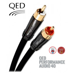 Kabel 2RCA-2RCA QED PERFORMANCE QE6116 - 3m