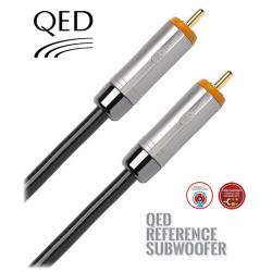 Kabel do subwoofera 1RCA QED REFERENCE QE3230 - 3m