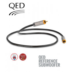Kabel do subwoofera 1RCA QED REFERENCE QE3234 - 10m