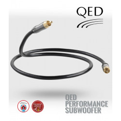 Kabel do subwoofera 1RCA QED PERFORMANCE QE6300 - 3m