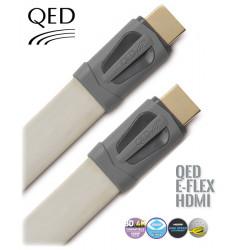 Kabel HDMI HIGHSPEED QED E-FLEX QE7400 - 1m