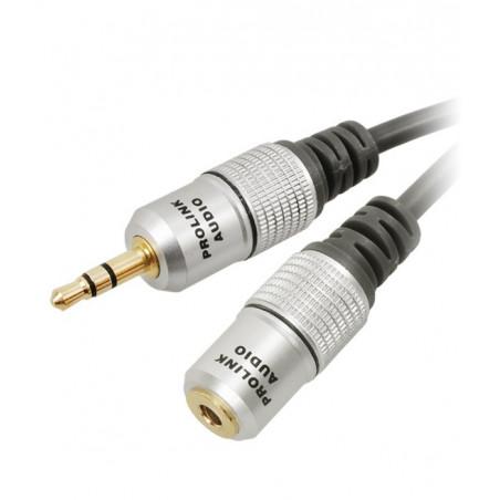 Prolink Exclusive TCV 2450 1.8m przedłużacz Jack 3.5 stereo