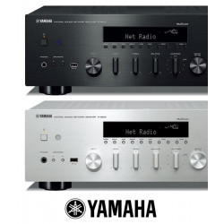 Amplituner stereo Yamaha R-N602 z MusicCast i Spotify