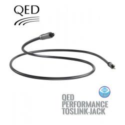 Kabel optyczny TOSLINK-JACK QED PERFORMANCE QE7102 - 2m