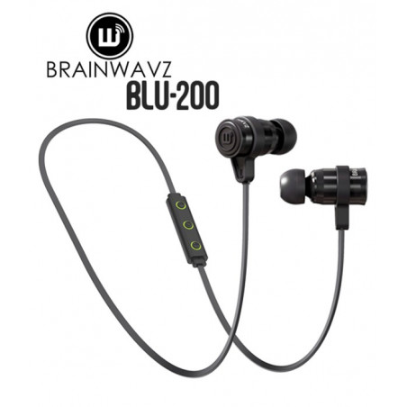 Brainwavz BLU-200 bezprzewodowe słuchawki dokanałowe