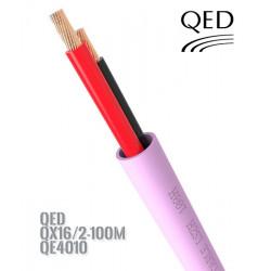 Kabel głośnikowy QED QE4010 (QX16/2-100M) [1 m.b]