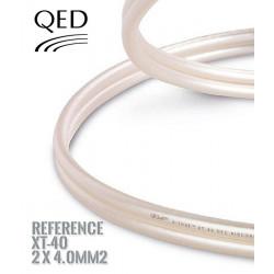 Kabel głośnikowy QED REFERENCE XT-40 - 2 x 4.0mm2 [1 m.b]
