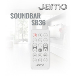 SoundBar Bluetooth JAMO SB36 z subwooferem