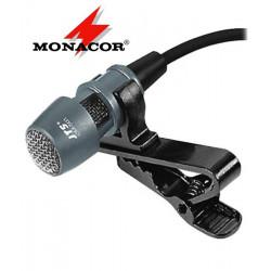 Mikrofon krawatowy Monacor CM-501