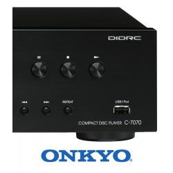 Sieciowy odtwarzacz CD i USB ONKYO C-N7070