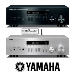 Amplituner stereo Yamaha R-N402D z MusicCast i Spotify!
