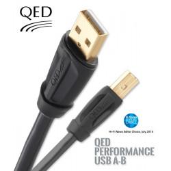 Kabel USB typ A - typ B QED QE6903 - 3m