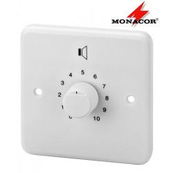 Regulator głośności PA 100 W MONACOR ATT-2100/WS
