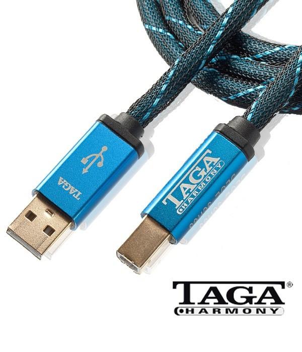 TAGA TUD-20 HTA- Kabel USB A-B 1.5m