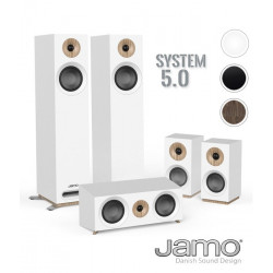 JAMO 805 HCS - Zestaw kolumn kina domowego 5.0