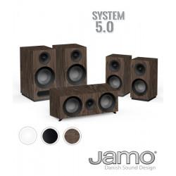 JAMO 803 HCS - Zestaw kolumn kina domowego 5.0