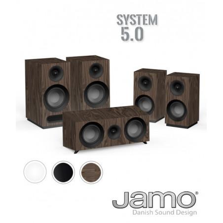 JAMO Studio S 803 HCS - Zestaw kolumn kina domowego 5.0