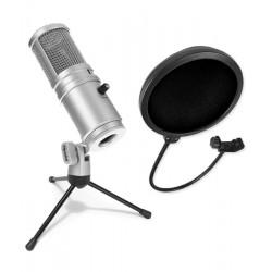 POP filtr PS1 + mikrofon pojemnościowy USB SUPERLUX E205U