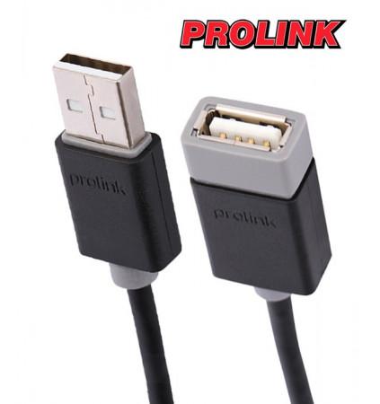 Przedłużacz wtyk USB - Gniazdo USB PROLINK PB 467 - 1m