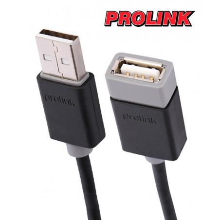 Przedłużacz wtyk USB - Gniazdo USB PROLINK PB 467 - 1.5m