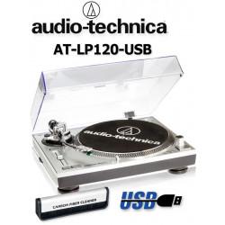 Gramofon automatyczny Audio-Technica AT-LP120-USB
