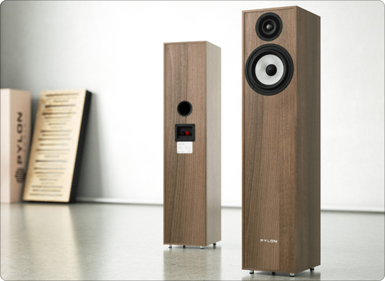 Pylon Audio Pearl 20 system 5.0 - cecha 1