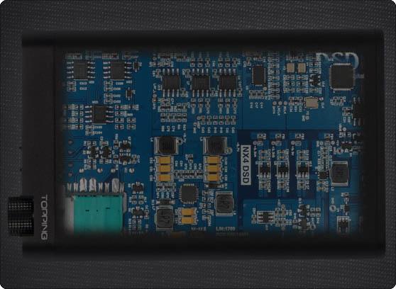 Topping NX4DSD - cecha 2