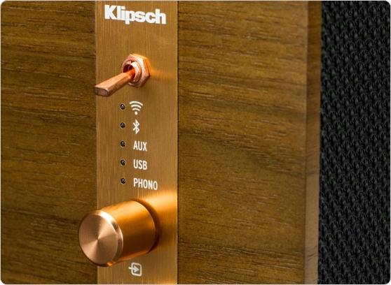 Klipsch The Three - cecha 3