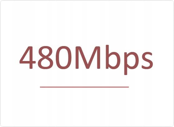 Kabel USB 2.0 A-mini B Lindy 3672x - cecha 2