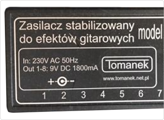 Tomanek  CASE-1- cecha 1